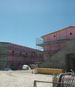 BARRACKS 19-23 PROJECT, BAGRAM AIR BASE - AFGHANISTAN