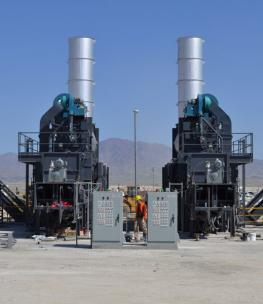 WASTE MANAGEMENT COMPLEX PROJECT, BAGRAM AIR BASE - AFGHANISTAN